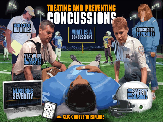 Treating and Preventing Concussions